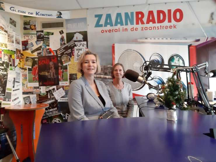 Vocal Invention bij ZaanRadio